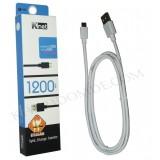کابل 1.2 متری Knet Micro USB