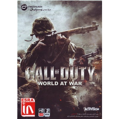 Call Of Duty : World At War