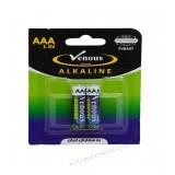 باتری نیم قلمی الکالاین Venous AAA مدل PV-BA07
