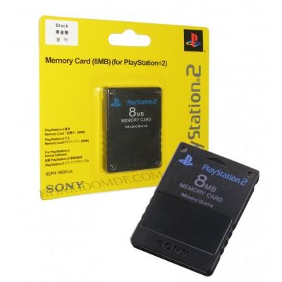 کارت حافظه (مموری) پلی استیشن 2 PS