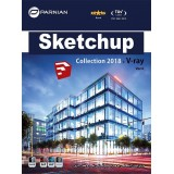 SketchUp 2018 & Collection & V-Ray (Ver.6)