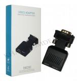 تبدیل HDMI به VGA اورجینال برق خور با پورت AUX مدل OT-7557