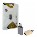 تبدیل Type C به Micro USB3.0(OTG) فلزی