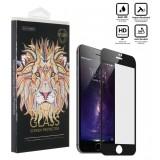 محافظ گلس صفحه نمایش 5D مناسب برای گوشی Iphone 7 مشکی
