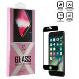 محافظ گلس صفحه نمایش 6D مناسب برای گوشی Iphone 7 Plus مشکی