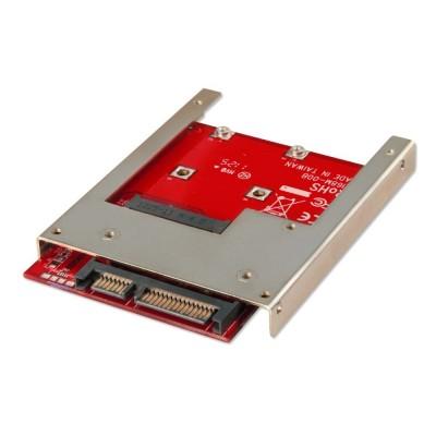 باکس هارد 2.5 اینچی MSATA به SATA