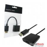 تبدیل Display Port به HDMI