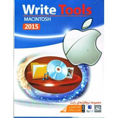 Write Tools 2015 Macintosh