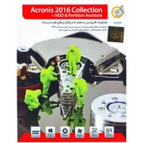 Acronis 2016 Collection + HDD & Partition Assistant