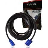 کابل 5 متری V-net VGA
