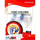 Font Utilities دفترچه دار پرند