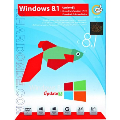 Windows 8.1 + DriverPack 17.7.4 & DriverPack Online
