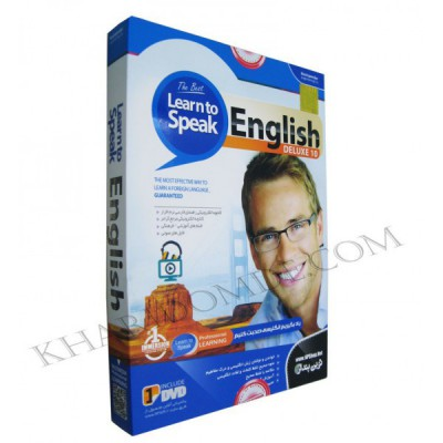 Learn to Speak English DELUXE 10 - نوین پندار