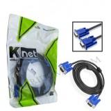 کابل 3 متری Knet VGA