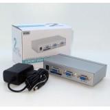 اسپلیتر VGA دو پورت V-net