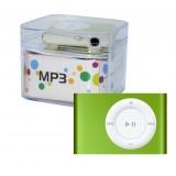 mp3 پلیر طرح iPOD سبز