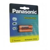 باتری نیم قلمی شارژی Panasonic مدل 630mAh HHR-83AAABU