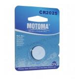 باتری سکه ای MOTOMA مدل CR2025