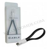 کابل Micro USB پاوربانکی مشکی