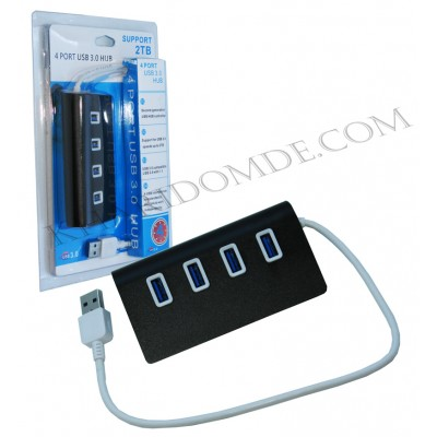 هاب 4 پورت Wipro USB3 کد 015