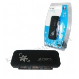 هاب 4 پورت USB2 مدل HT-182B