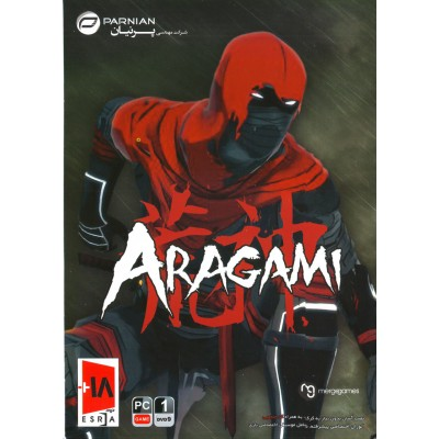 ARAGAMI : Assassin Masks Set