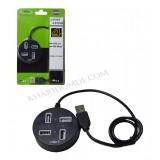 هاب 4 پورت Venous USB مدل PV-H192