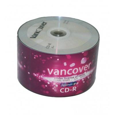 CD خام Vancover شرینگ 50 تایی