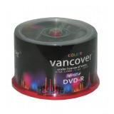 DVD خام رنگی VANCOVER باکس 50 تایی