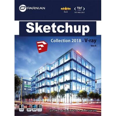 SketchUp 2018 & Collection & V-Ray (Ver.6)