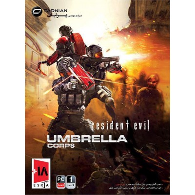 Resident Evil Umberella Corps