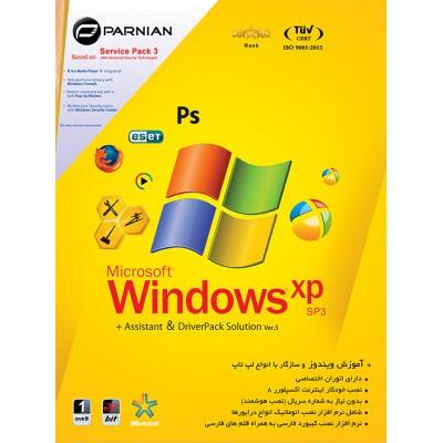 Windows XP + Assistant & DriverPack (Ver.5)