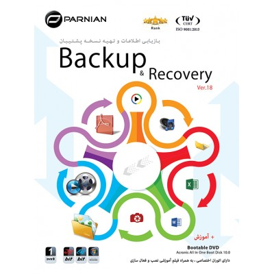 Backup & Recovery (Ver.18)