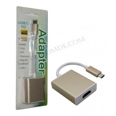 تبدیل Type C به Wipro HDMI