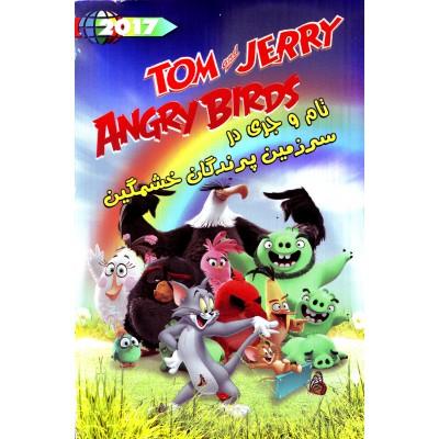 تام و جری در سرزمین پرندگان خشمگین