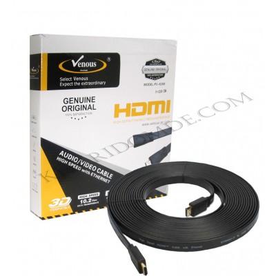 کابل Venous HDMI فلت طول 20 متر مدل PV-K268