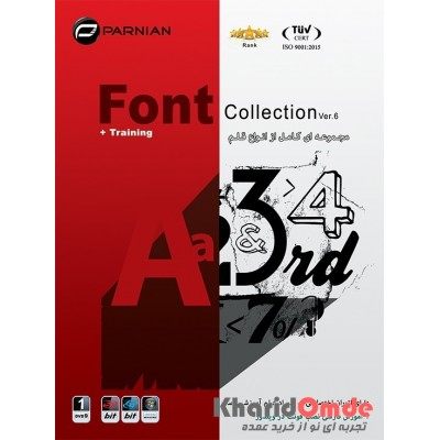 Fonts Collection + Training (Ver.6)
