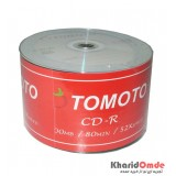 CD خام TOMOTO شرینگ 50 تایی