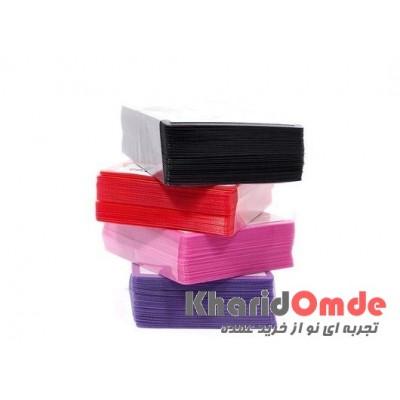 کاور ضد خش AKO CD رنگی بسته 100 تایی
