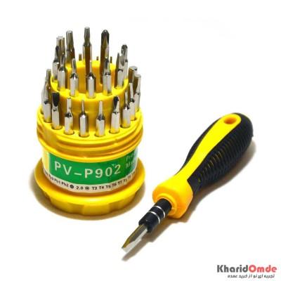 پیچ گوشتی همه کاره Venous مدل PV-P902