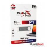 فلش PHONIX PRO مدل 16GB P1 نقره ای