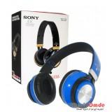 هدفون بلوتوث رم خور Sony مدل S110 آبی