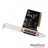 کارت PCI پارالل 25پین پرینتر Wipro