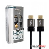 کابل 5متری Knet Plus HDMI 2.0 3D-4K