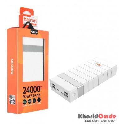 پاور بانک Hatron مدل HPB24000