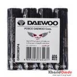 باتری نیم قلمی Daewoo شرینگ 4 تایی