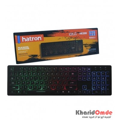 کیبورد hatron مدل HK300