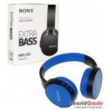 هدفون بلوتوث رم خور Sony مدل MDR-XB950BT آبی