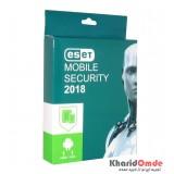 آنتی ویروس2018 ESET MOBILE SECURITY یک ساله تک کاربره