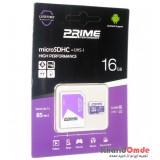رم موبایل Prime 16GB MicroSDHX 85 MB/S خشاب دار